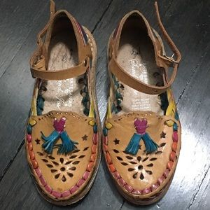08a2df8acf6300 Kids  Mexican Sandals on Poshmark